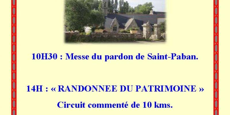Pardon St Paban