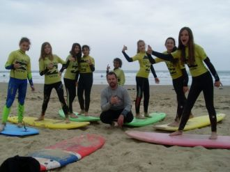 Animation Stand Up Paddle Locquirec