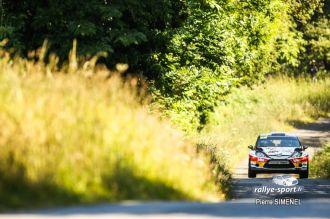 7ème édition du Rallye national de Bretagne Locunolé
