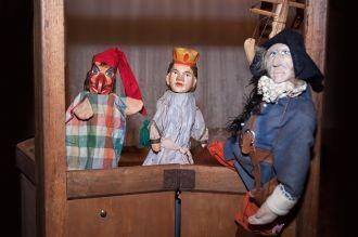 Spectacle de marionnettes Douarnenez