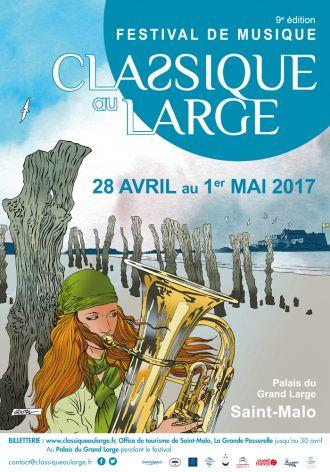 Festival Classique au Large Saint-Malo