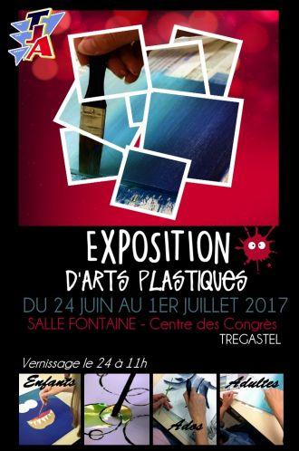 Association Tréga\Jeunes Animations - Exposition Trégastel
