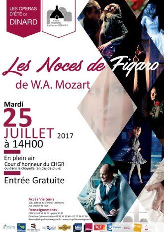 L\opéra s\invite au centre hospitalier Guillaume Régnier Rennes