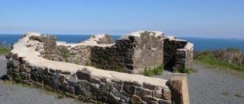 Ruines du corps de garde