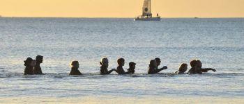 Découverte marche aquatique ST GILDAS DE RHUYS
