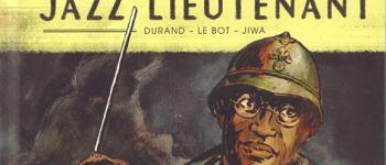 Rencontre des auteurs la BD historique  Jazz Lieutenant  : Malo DURAND, Erwan LE BOT PLOEREN