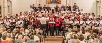 Concert de la chorale Polyphonia de Vannes LOCMARIA GRAND CHAMP