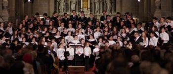 Concert de Noël interprété par les choeurs de la Maîtrise de Ste-Anne d\Auray STE ANNE DAURAY