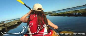Eco-Rando Touristique en Kayak de Mer - Le mardi de l\ïle d\Arz SARZEAU