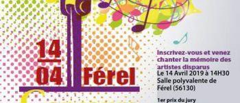Concours de la chanson française FEREL