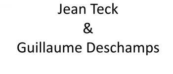 Soirée DJ animée par Jean Teck et Guillaume Deschamps BADEN
