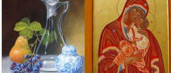 Exposition de peintures classiques ARRADON