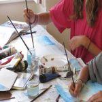 Les Vendredis Récréatifs  à l\Atelier-Galerie d\Emmanuelle Brett ST GILDAS DE RHUYS