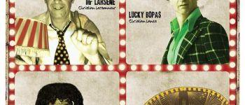 Le Baluche de Mr Larsene & ses complices LOCMARIAQUER