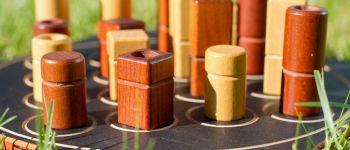 Atelier Bois  Fabriquez votre jeu de société CADEN
