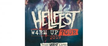 Warm up Hellfest Tour 2019 ST AVE