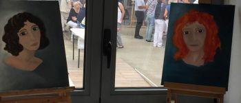 Exposition des Travaux d\Elèves de l'Atelier de Keruzen ST GILDAS DE RHUYS