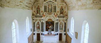 Détour d\Art - Visite guidée de la chapelle Saint-Quirin – Brec'h BRECH