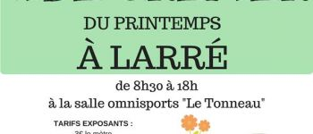 Vide-grenier du Printemps LARRE