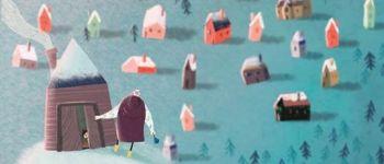Ciné junior  Petits contes sous la neige  à l\Iris Cinéma QUESTEMBERT