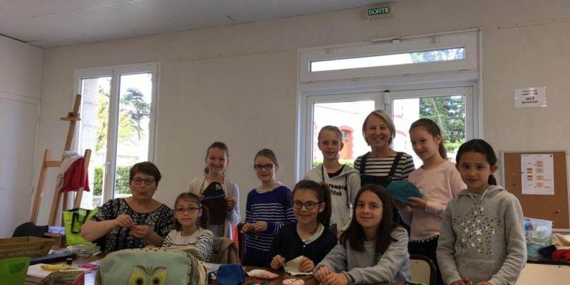 Atelier Couture Enfant