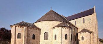 Concert  Baryton et orgue  à l\Abbatiale ST GILDAS DE RHUYS