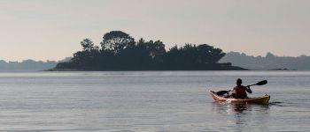 Balade nautique kayak du matin en rivière d\Auray BONO