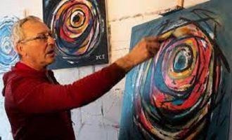 Parcours d\artistes à Sérent : Jean-Charles Sadrant