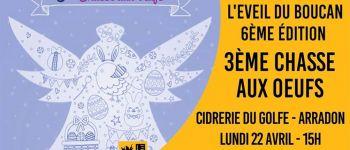 Festival l\Eveil du Boucan #6 : Chasse aux oeufs ARRADON