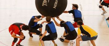 Tournoi de Kin-Ball BADEN