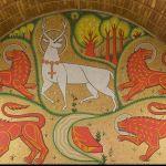 Visite symbolique de l\église du Graal TREHORENTEUC