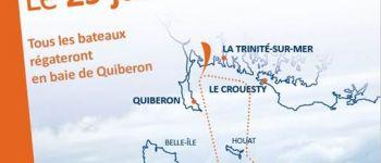 Les Voiles et Voiliers de la Baie LA TRINITE SUR MER
