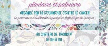 Week-end réflexologie plantaire et palmaire GOURIN