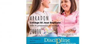 Conférence sur la discipline positive ARRADON