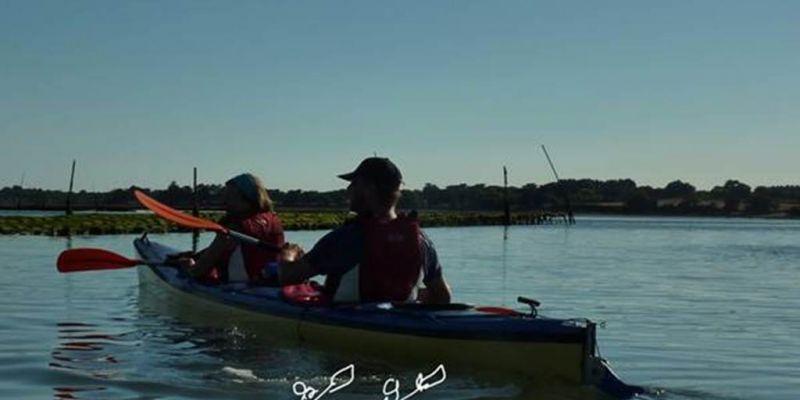 Eco-Rando Touristique en Kayak de Mer - Le mardi de lïle dArz
