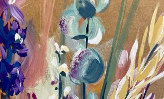 Parcours d\Artistes : Louise Pasquier - peintre