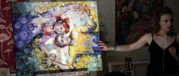 Conférence  Voyage de l\art à l\âme  et Atelier ouvert avec Faby ARZAL
