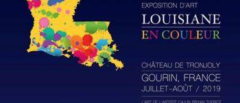 Louisiane en couleur GOURIN