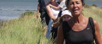Randonnée à l\Ile d\Arz avec Gwen ARZON