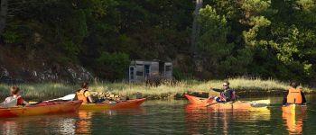 Balade nautique kayak, les moulins à marée PLOUGOUMELEN