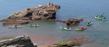 Escapades kayak ARZAL