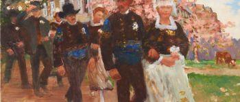 Croquez Vannes ! : Au musée des Beaux-Arts : Exposition Joseph-Félix Bouchor, peintre-instants de vie VANNES