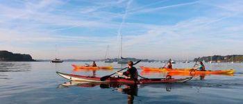 Journée kayak Semaine du Golfe autour de l'île aux Moines ARRADON