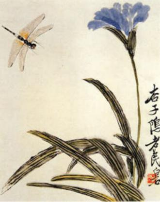 Stage d\initiation à la peinture chinoise PLOUHARNEL