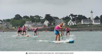 Morbihan Paddle Trophy Ouest France ARZON