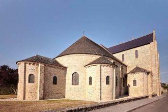 Concert Orgue et Choeurs Anglais à Saint-Gildas-de-Rhuys ST GILDAS DE RHUYS