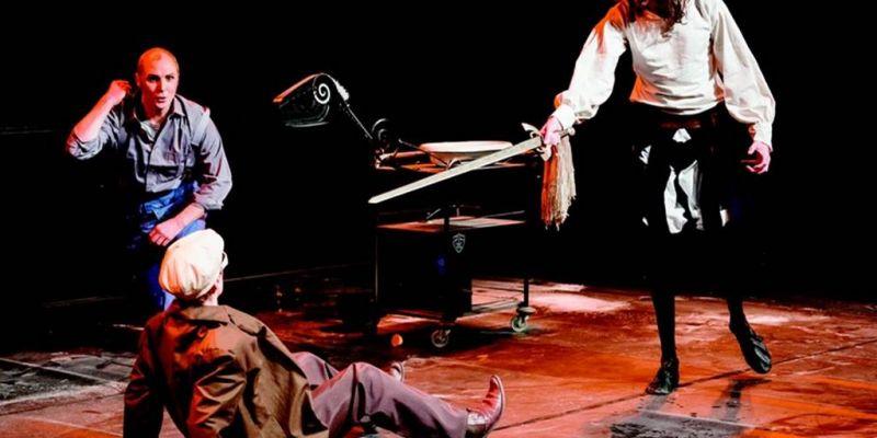 20e Festival Théâtre et Tartines au Centre Culturel Le Vieux Couvent