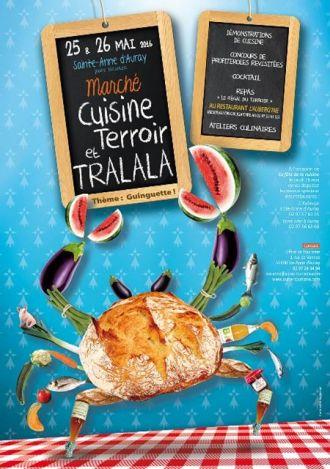 Marché « Cuisine, Terroir et tralala… » 2017 STE ANNE DAURAY