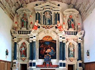 Détour d\Art : visite libre de la chapelle St-Quirin - Brec\h BRECH