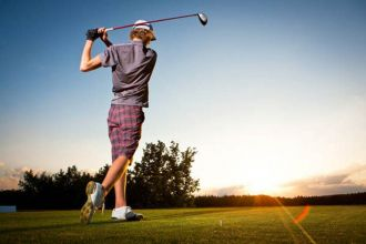 Stages Juniors et Adultes au Golf - Vacances de Printemps ST GILDAS DE RHUYS